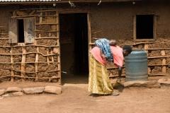 Am Rucken-Uganda
