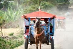 Die Kutsche-Athiopien