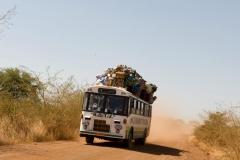 Ein Bus-Burkina Faso