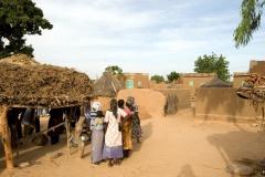 Ein Hof-Burkina Faso