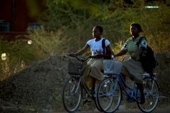 Schulerinnen-Burkina Faso