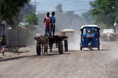 Strasenverkehr-Athiopien