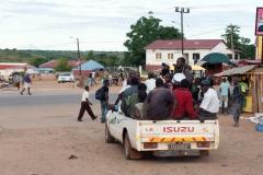 Uberladen-Mosambik