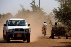 Verkehrsmitteln-Burkina Faso