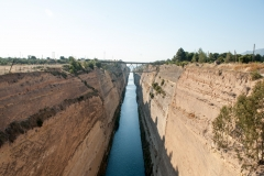 Ägäisches Meer-Korinthos