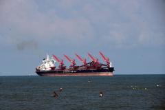 Am Ozean 3-Mosambik