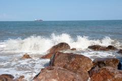 Am Ozean1-Mosambik
