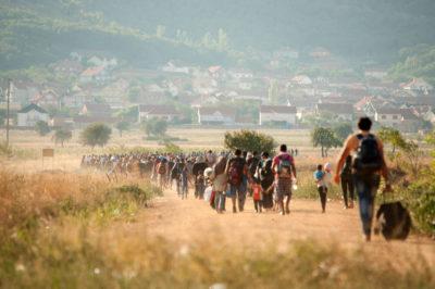 Eine Schande: Wie die EU-Politiker die Flüchtlinge in die Falle laufen ließen